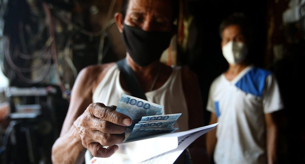 How Filipinos can claim COVID-19 Financial Support